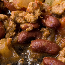 Bison and Bean Chili Recipe