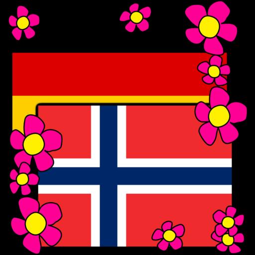 Norwegian-German Dictionary LOGO-APP點子