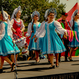 Heritage festival by Joseph Law - News & Events Entertainment ( out door, world even, happy day, skiilful dance, heritage festival, celebration, cultural dance )