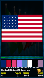 FillFlags: Fill Country Flags- screenshot