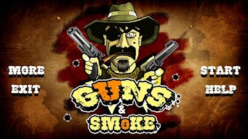 Screenshot of Guns n Smoke Free