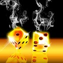 Smoking hot dice 480x800 icon