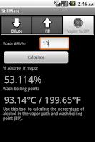 Screenshot of StillMate