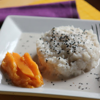 Sticky Rice With Coconut Cream Recipes