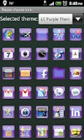 Screenshot of LC Purple Theme Apex/Go/Nova