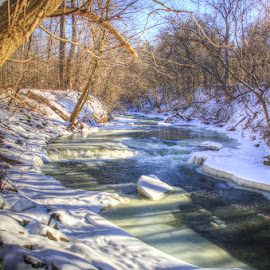 snow flow by JERry RYan - Landscapes Weather