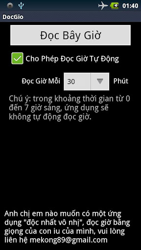Đọc Giờ Tiếng Việt