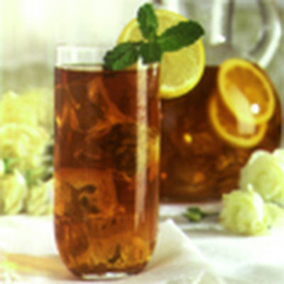 Mint Tea Juleps