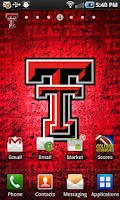 Screenshot of Texas Tech Revolving Wallpaper