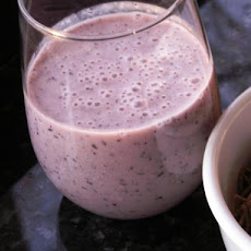 Bananaberry Oat Smoothie