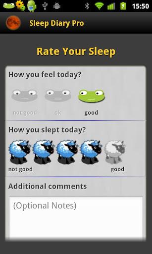 【免費醫療App】Sleep Diary Lite-APP點子