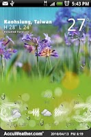 Screenshot of 9s-WeatherTheme+WonderlandFree