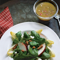 Apple, Walnut, and Endive Salad
