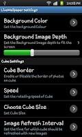 Screenshot of 3D Cool Cube Free!