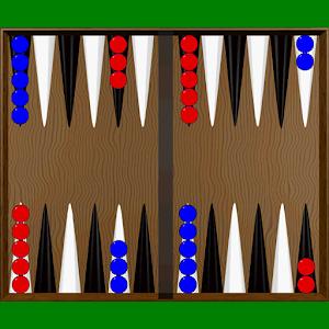 Cover art Backgammon