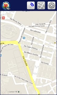 Palermo offline map - screenshot