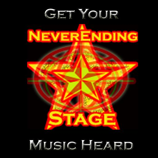 TheNeverEndingStage 音樂 App LOGO-APP開箱王