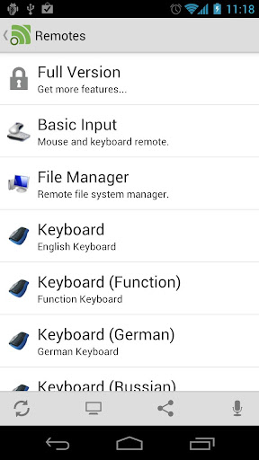 HOW TO : Turn Your Android Phone Into Wireless Mouse & Keyboard