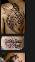 Screenshot of Diseño de Tatuajes