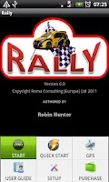 Screenshot of Rally