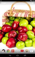 Screenshot of Fruits Wallpaper
