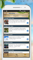 Screenshot of Holidayguru » Travel Deals