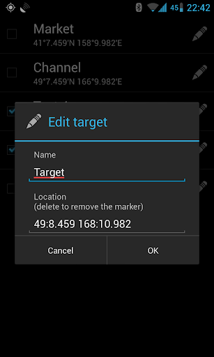 GPS Status & Toolbox - screenshot