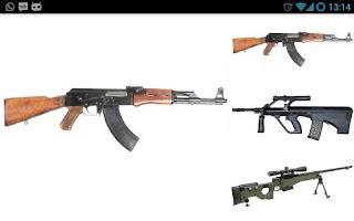 Screenshot of Guns - Shot Sounds