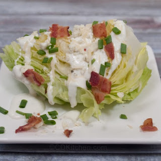 Iceberg Lettuce Wedge Salad Dressing Recipes