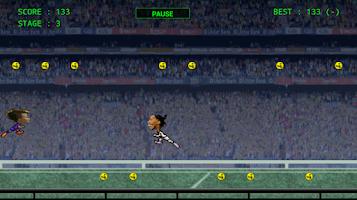 Screenshot of Foot Arcade Game Ranking Free