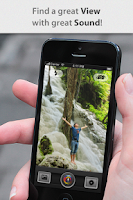 Screenshot of pikSpeak Camera - photo sound