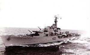 Eilat Destroyer