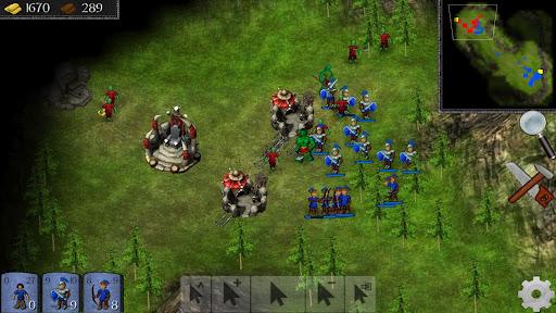 Esenthel RTS - screenshot
