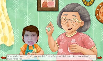 Screenshot of Me in the Story: For Kids!