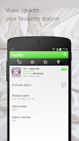 Screenshot of rad.io PRIME