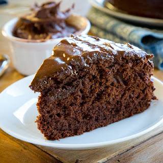 A Sweet and Simple Chocolate Cake