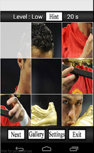CR7 The Star - screenshot