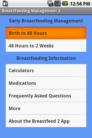 【免費醫療App】Breastfeeding Management 2-APP點子