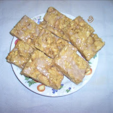 Golden Apple Bars