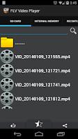 Screenshot of مشغل الفيديو – جميع الانواع
