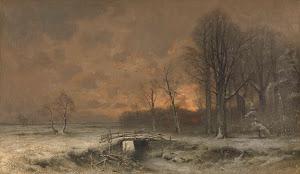 RIJKS: Louis Apol: painting 1930