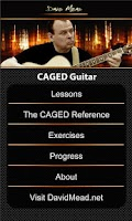 Screenshot of David Mead : CAGED