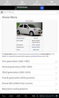 Screenshot of Nissan Micra Free