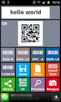 Screenshot of Barcode Creator Trial