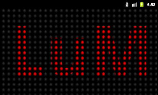 Banner LED Lite