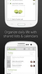 Avocado - Chat for Couples Screenshot