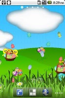 Screenshot of Easter Spring Lite