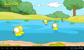 Screenshot of Duck Shooter