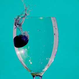 aqua grape splash by Anthony Doyle - Food & Drink Alcohol & Drinks