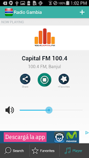 Radio Gambia - screenshot